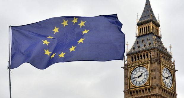 The size of Britain's exit bill, and which types of negotiations can begin before it has been agreed, has been a source of debate for weeks. Photograph: Victoria Jones/PA Wire