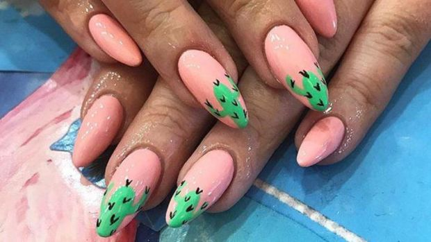 Tropical Popical Dublin Famed For Intricate And Fun Nail Art