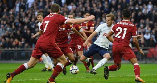 Liverpool Tottenham Kane