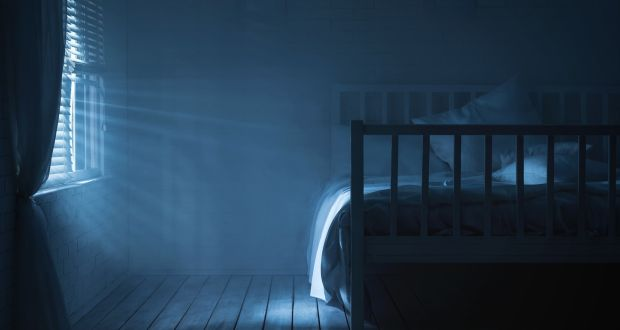 Nightly nightmare: We are waking at 2am, 3am, 4am and sometimes 5am due to the light on our bedroom wall