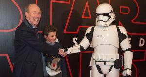 Star Wars: The Last Jedi a storming success at Savoy Cinema