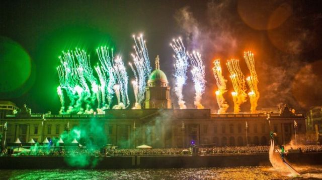 Image result for Ireland new year celebration