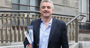 Ryanair's Michael O'Leary joins Forbes billionaire list
