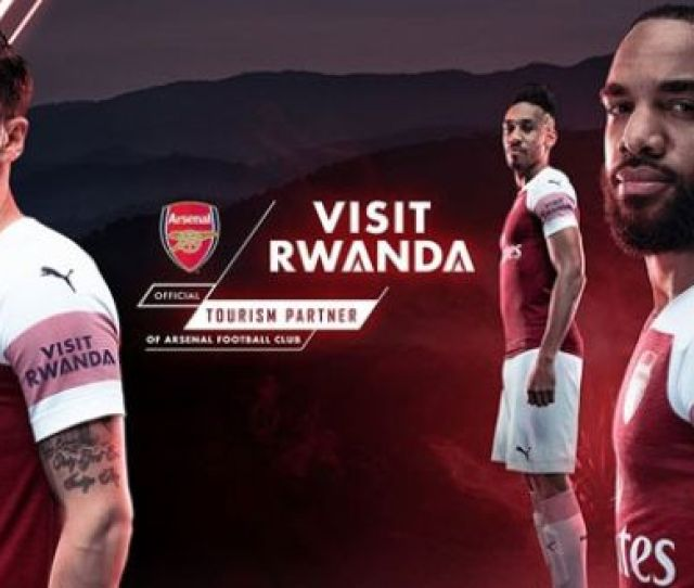 Arsenal Players In The The Clubs New Shirt For Next Season Photograph Arsenal Fc