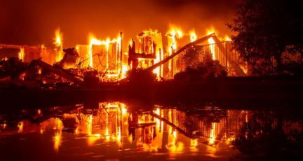 Image result for Seventeen Missing California Wildfire