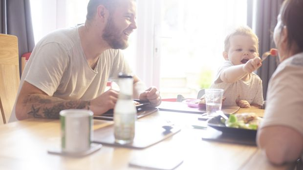 Traditionally, the family mealtime was sacrosanct – a precious time when everyone sat together, shared news and ate home cooked, healthy meals. Photograph: iStock