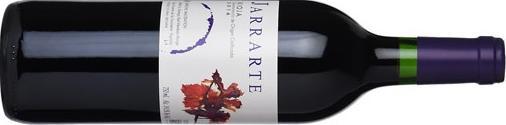 Jarrarte 2017 Rioja Joven, Abel Mendoza,14%, €17