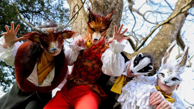 Ireland's storytelling heritage is at the heart of the 2019 National St Patrick's Festival. Photograph: Maxwells