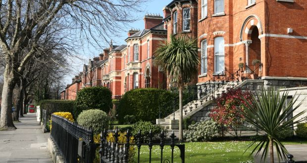 House prices rose just 1.1 per cent in February, with the highest growth on the southside. Photograph: iStock