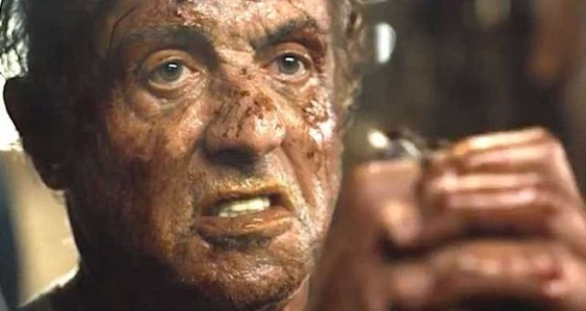 Image result for Rambo: Last Blood film