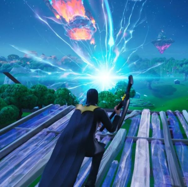 Fortnite blackout: Map is sucked into a black hole