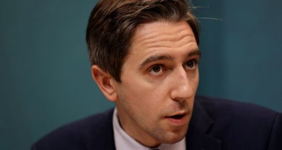 Minister for Health Simon Harris:  said Ireland's relationship with alcohol 'is not good, damages our health, harms our communities and harms many families'.   Photograph: Alan Betson/The Irish Times