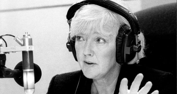 Marian Finucane: Her most memorable interview was with her great friend, the writer Nuala O'Faolain, in 2009, when O'Faolain was terminally ill with cancer.