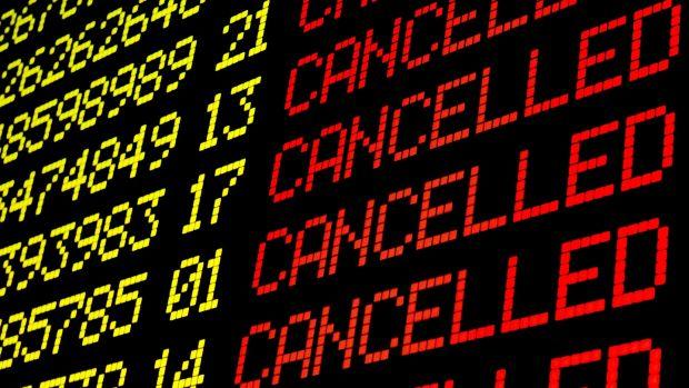 Un très gros problème semble avoir surgi avec l'obtention de remboursements auprès de Ryanair concernant les vols annulés. Photographie: iStock