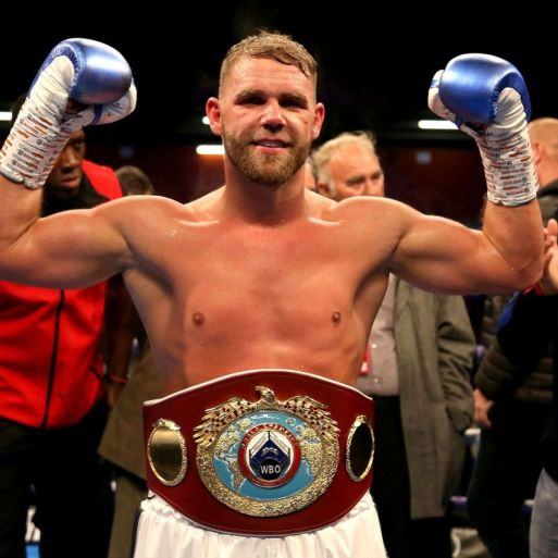 Billy Joe Saunders apologises for video of 'advice' on how to hit ...