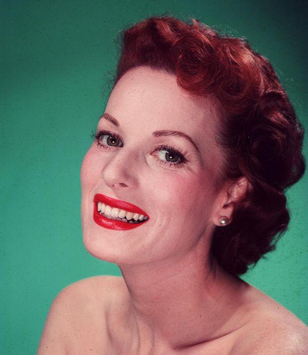 Maureen O'Hara. Photograph: Keystone/Getty