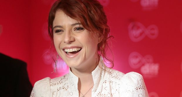 Actor Jessie Buckley has been nominated for the recent film Wild Rose and the series The Woman in White and Chernobyl.