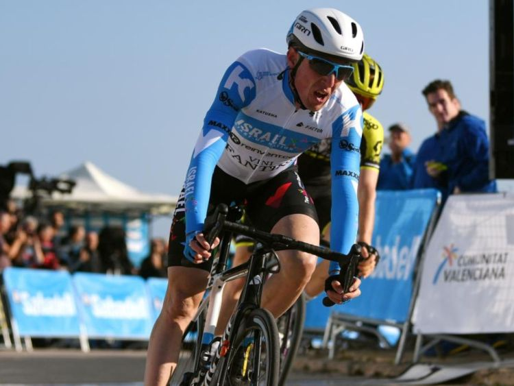 New team, fresh start, has Dan Martin shooting for the stages