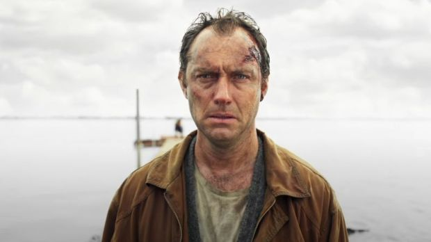 Jude Law in The Third Day. Photograph: HBO/Screenshot