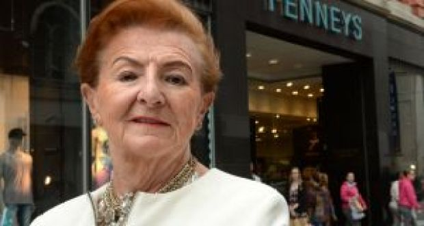 Breege O'Donoghue: one of the best and most respected corporate directors in Ireland. Photograph: Dara Mac Donaill