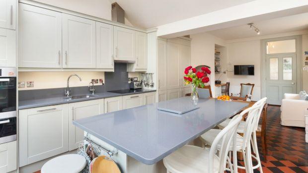 Kitchen in 59 Brighton Road Rathgar D6