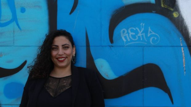 Yasmin Sakalla, who founded Can I Mentor You?, an online platform connecting mentors and mentees