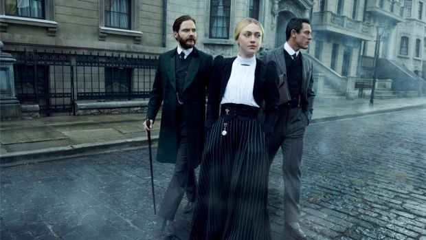 The Alienist returns to Netflix. Photograph: Netflix