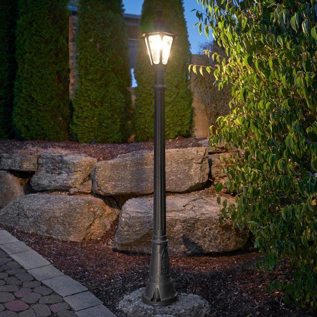 Artu Post & Cefa lantern head from Hegarty lighting