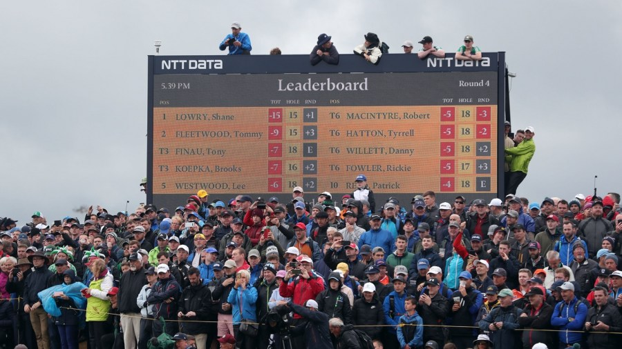 R&A hopeful for a 'significant' number of fans at British Open