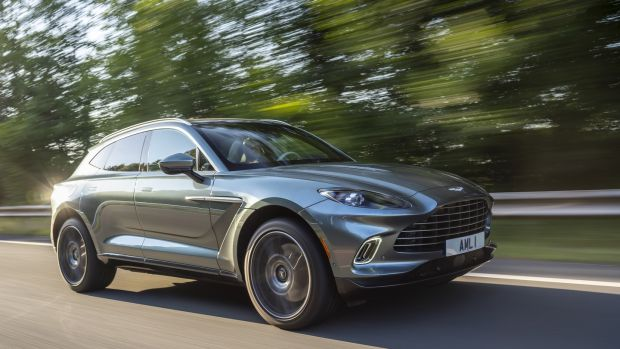 Aston Martin S 280 00 Dbx The Best High End Suv Money Can Buy