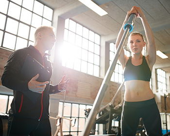 Distance Learning Personal Fitness Trainer course