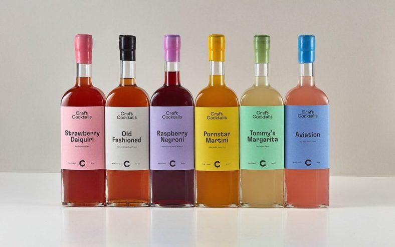 Craft Cocktails launch new range of premium bottled cocktails