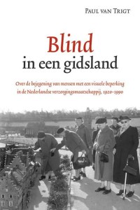 Bookcover: Blind in een gidsland