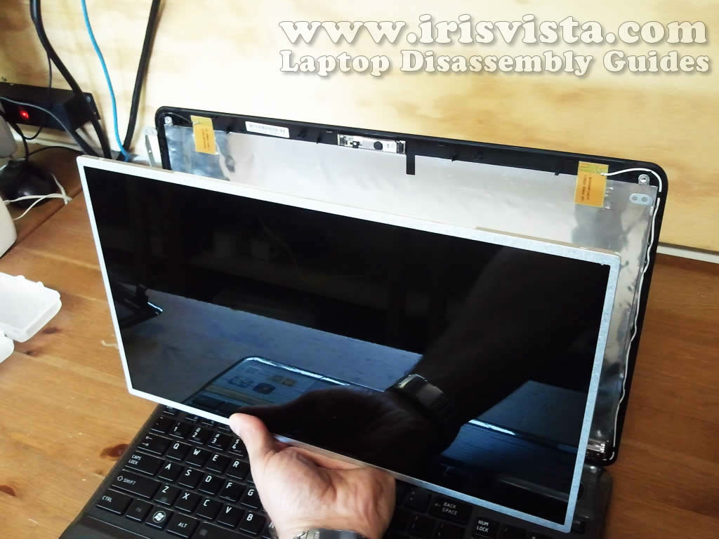 Replacement Screen Toshiba Notebook