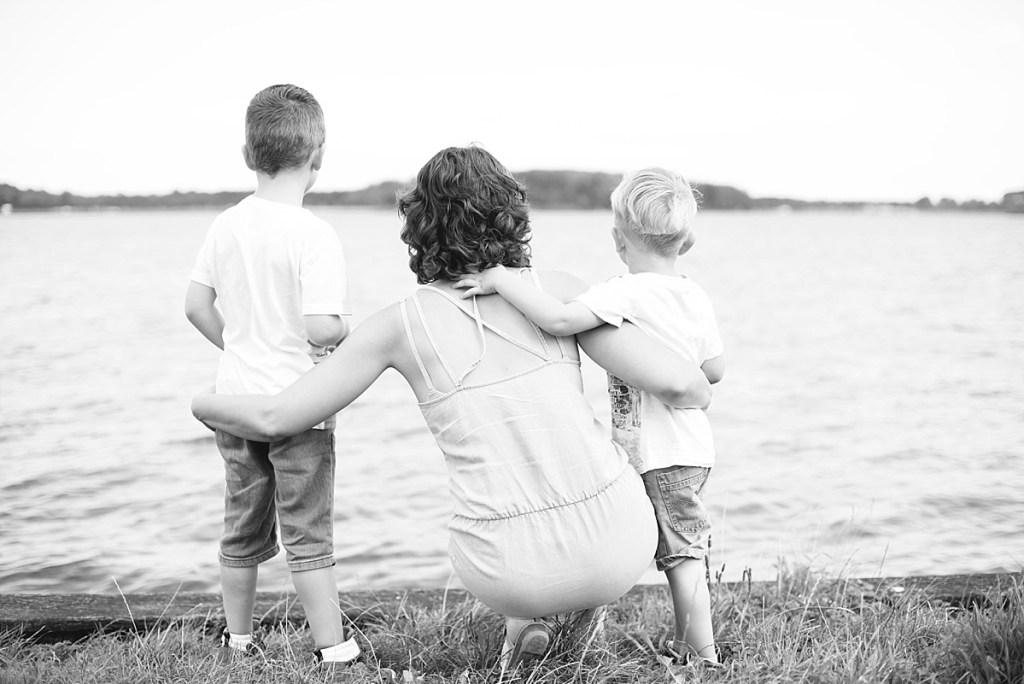Fotoshoot: Familie S.