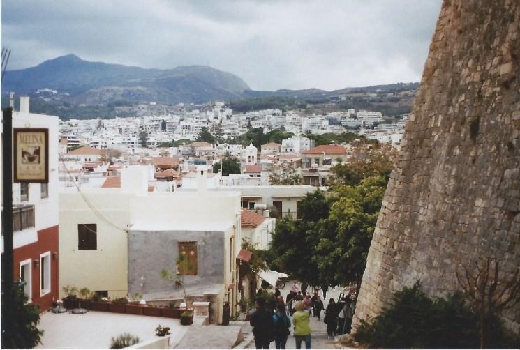 Analoge Kreta avonturen - Iris Zaagman