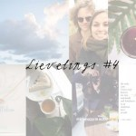 <h1>Lievelings #4</h1>