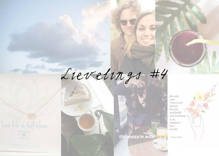 Lievelings #4