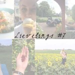 <h1>Lievelings #7</h1>