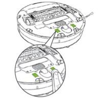 contactos de carga recambios robot aspirador roomba instrucciones