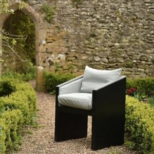 image-Industrial Dining and Garden Chair