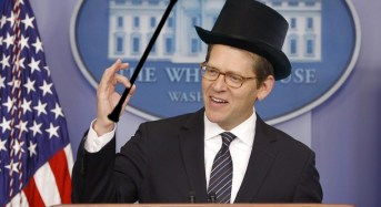 Ringmaster Carney Turns Obama Scandals into Fun for the Whole Family
