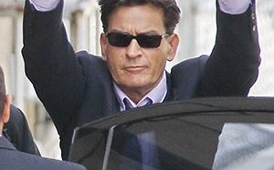 Charlie Sheen Runs for President of the President of the United States