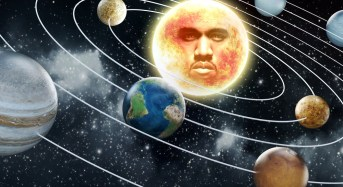 NASA Scientists Confirm World does Revolve around Kanye West