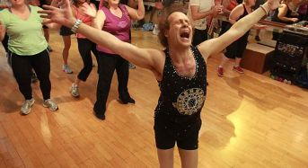 Richard Simmons Found Safe in the 80's
