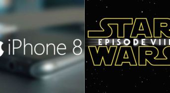 iPhone 8 and Star Wars 8 Released the Same Year!–Coincidence? Probably