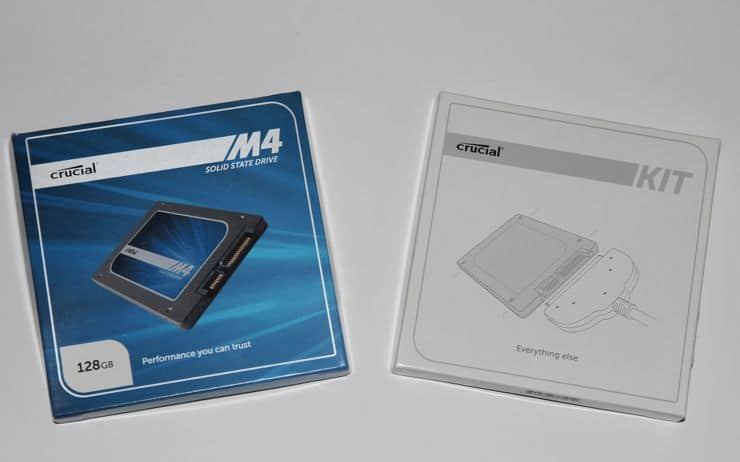 SSD Crucial M4