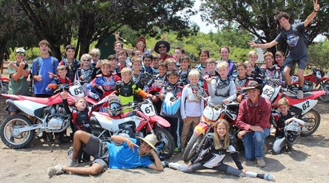Summer Motocross Camp