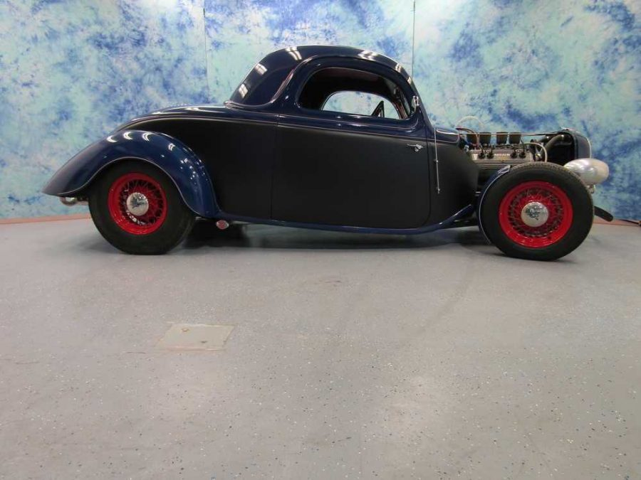 Roadster 1934 Custom Ford