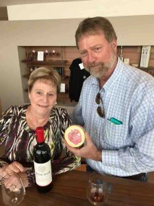 Iron Hub Winery's First Cheese Purchase